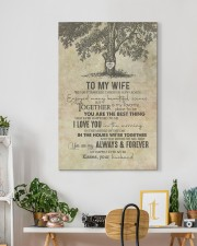 Wife - Tree - We Have Traveled Through Many Roads 20x30 Gallery Wrapped Canvas Prints aos-canvas-pgw-20x30-lifestyle-front-03