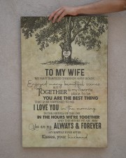 Wife - Tree - We Have Traveled Through Many Roads 20x30 Gallery Wrapped Canvas Prints aos-canvas-pgw-20x30-lifestyle-front-29
