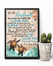 TO MY HUSBAND 16x24 Poster lifestyle-poster-8