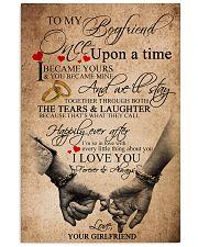 TO MY BOYFRIEND 16x24 Poster front
