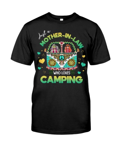 Just a mother-in-law who loves camping