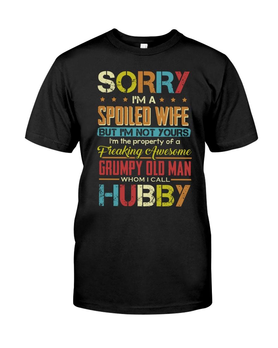 WIFE T-SHIRT Classic T-Shirt