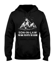 SON-IN-LAW - CAMPING - THE MAN THE MYTH Hooded Sweatshirt thumbnail