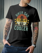 T-SHIRT - FATHER'S DAY - BIKER Classic T-Shirt lifestyle-mens-crewneck-front-6