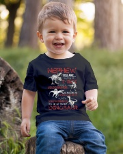 KIDS - DINOS - FAVORITE Youth T-Shirt lifestyle-youth-tshirt-front-4