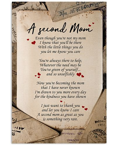 A SECOND MOM