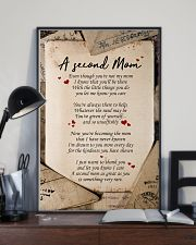 A SECOND MOM 16x24 Poster lifestyle-poster-2
