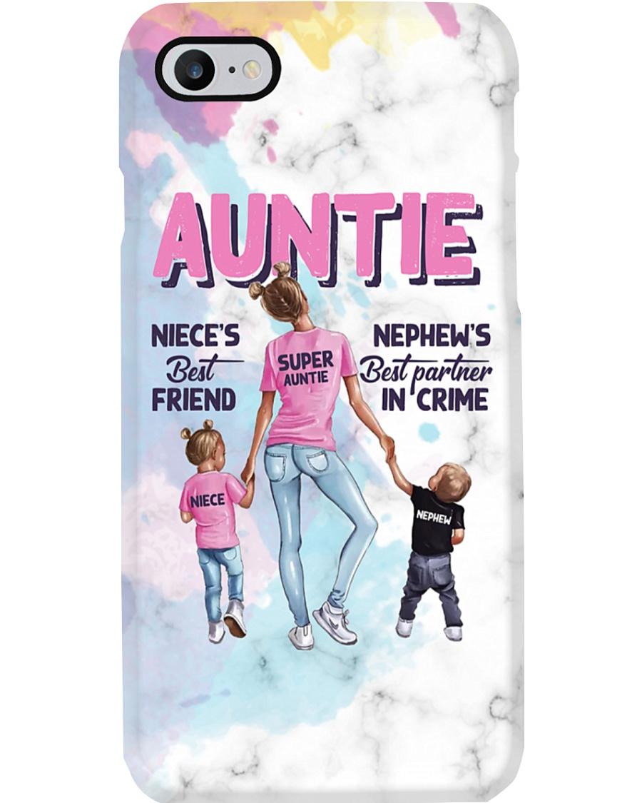 Auntie - Niece and Nephew - Phonecase Phone Case