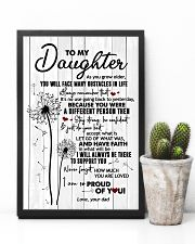 To My daughter - Dandelion - As You Grow Older 16x24 Poster lifestyle-poster-8