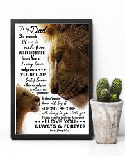 POSTER - TO MY FATHER - LION - SO MUCH OF ME 16x24 Poster lifestyle-poster-8