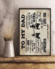 To My Dad - ATV - Poster  16x24 Poster lifestyle-poster-3