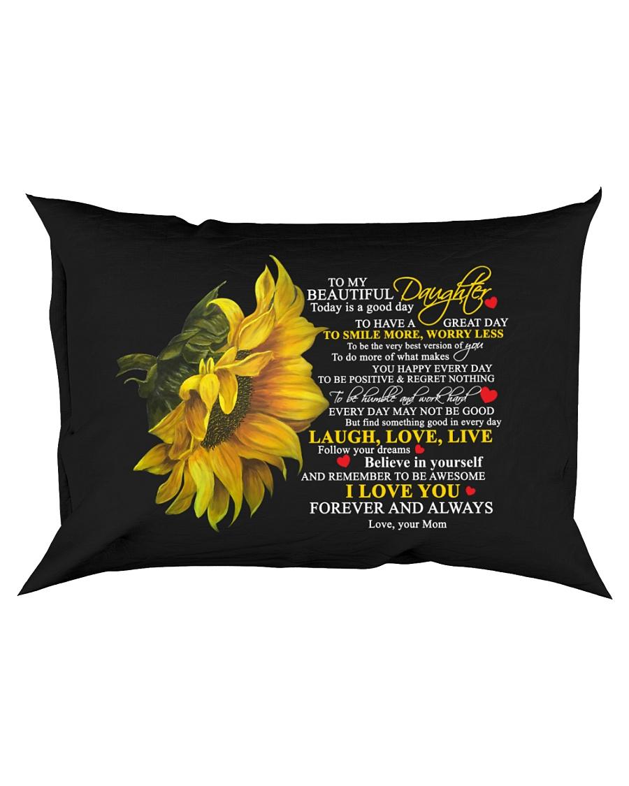 MOM TO DAUGHTER Rectangular Pillowcase