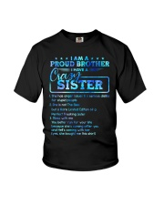Brother - I Have A Crazy Sister - T-Shirt Youth T-Shirt thumbnail
