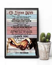 Wife - Hands - I Wish I Could Turn Back The Clock 16x24 Poster lifestyle-poster-8