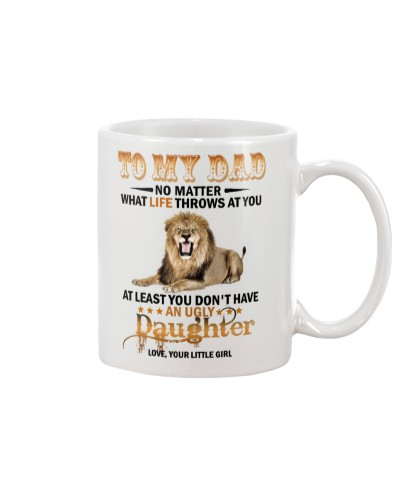 TO MY DAD - LION - FUNNY
