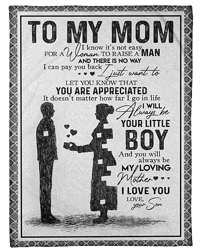 TO MY MOM - YOU ARE APPRECIATED