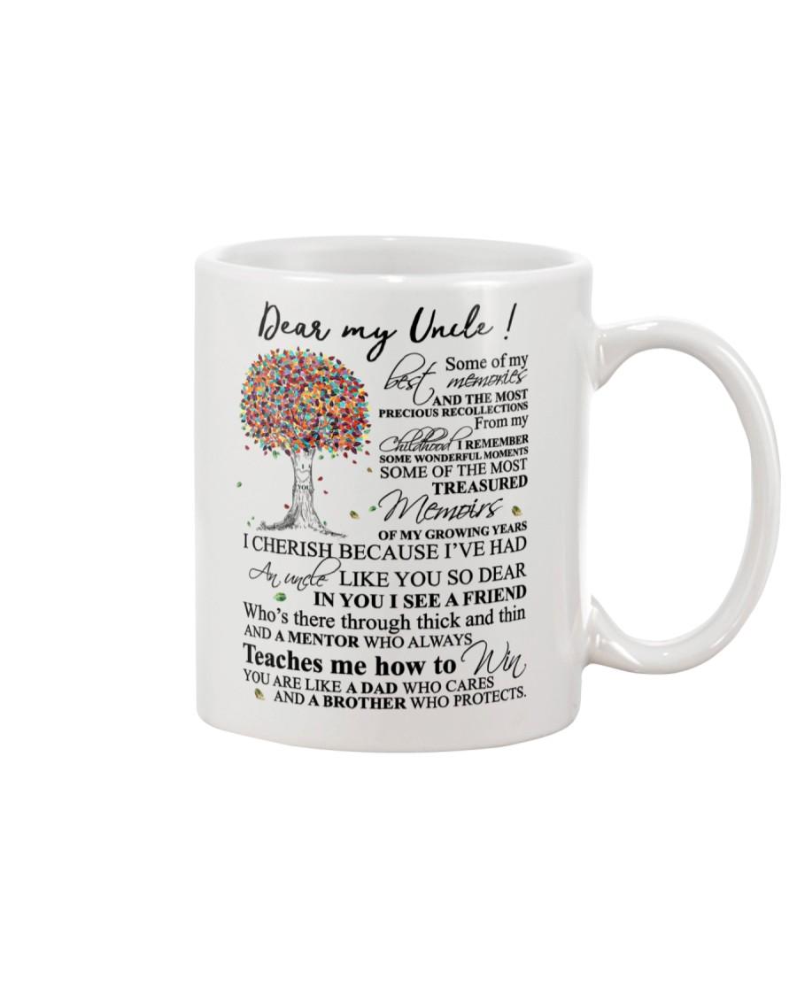 DEAR MY UNCLE Mug