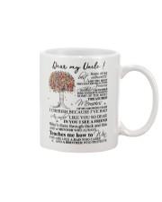 DEAR MY UNCLE Mug front