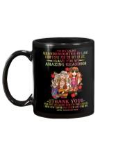GRANDMA TO GRANDDAUGHTER IN LAW Mug back