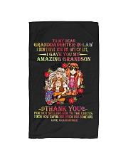 GRANDMA TO GRANDDAUGHTER IN LAW Hand Towel thumbnail