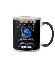 MUG - TO MY MOTHER-IN-LAW - DRAGON - THANK YOU Color Changing Mug thumbnail