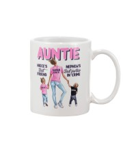 Auntie - Niece and Nephew - Pillowcase Mug thumbnail
