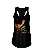 SON-IN-LAW - THE MAN THE MYTH THE LEGEND  Ladies Flowy Tank thumbnail