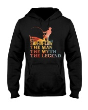SON-IN-LAW - THE MAN THE MYTH THE LEGEND  Hooded Sweatshirt thumbnail
