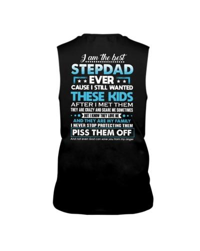 I am the best Stepdad ever