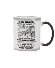 MUG - TO MY MOM - ELEPHANT - THANK YOU Color Changing Mug thumbnail