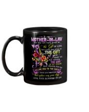 To My Mother-in-law - Mug Mug back