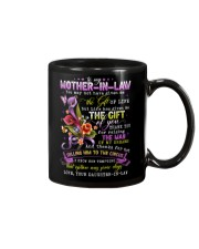 To My Mother-in-law - Mug Mug front