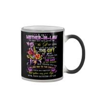 To My Mother-in-law - Mug Color Changing Mug thumbnail