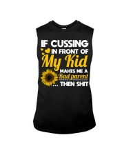 If cussing in front of My kid Sleeveless Tee thumbnail