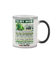 TO MY MOM - SHAMROCK - YOU ARE APPRECIATED Color Changing Mug thumbnail