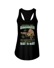 Dinosaur - Always Heart To Heart - T-Shirt  Ladies Flowy Tank thumbnail