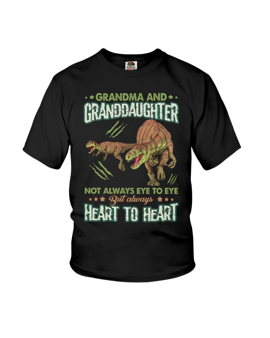 Dinosaur - Always Heart To Heart - T-Shirt  Youth T-Shirt
