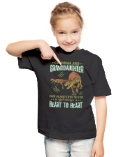 Dinosaur - Always Heart To Heart - T-Shirt  Youth T-Shirt lifestyle-youth-tshirt-front-2
