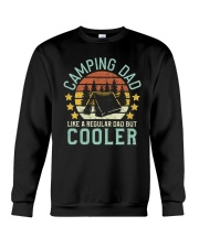 T-SHIRT - FATHER'S DAY - CAMPING Crewneck Sweatshirt thumbnail