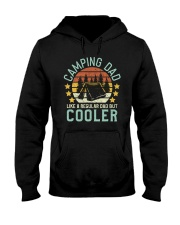 T-SHIRT - FATHER'S DAY - CAMPING Hooded Sweatshirt thumbnail