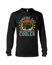 T-SHIRT - FATHER'S DAY - CAMPING Long Sleeve Tee thumbnail