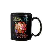 GRANDMOTHER Mug front