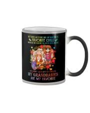 GRANDMOTHER Color Changing Mug thumbnail