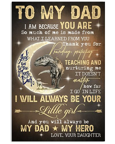 TO MY DAD - DINOSAUR - THANK YOU