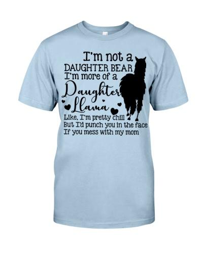 I'm not a daughter bear