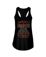 Smartass daughter Ladies Flowy Tank thumbnail