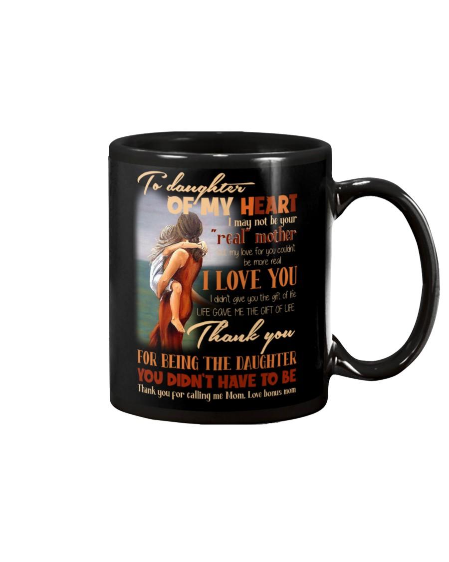 BONUS MOM TO BONUS DAUGHTER Mug