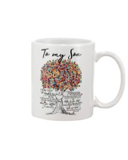 MOM TO SON Mug front