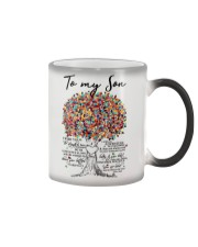 MOM TO SON Color Changing Mug thumbnail