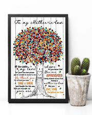 TO MY MOTHER-IN-LAW - TREE 16x24 Poster lifestyle-poster-8